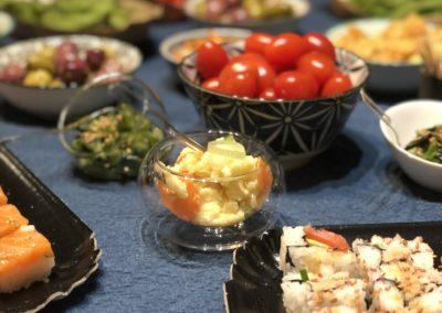 Sunomono, P'tites salades japonaise
